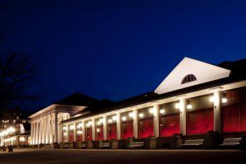 Le Casino de Baden en Allemagne