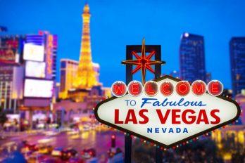 Las Vegas, capitale mondiale du jeu