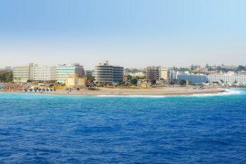 Le casino de Rhodes en Grèce