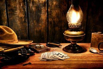 L'histoire de poker