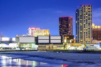 Les meilleurs casinos d'Atlantic City