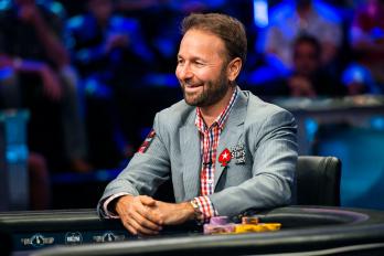 Le professionnel du poker Daniel Negreanu