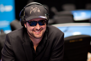 Phil Hellmuth le joueur de poker à fort caractère