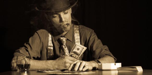 Peter Griffin la star du blackjack