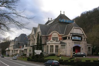 Le Casino de Namur devient le Namur Casino Resort