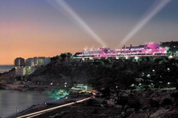 Le casino du Liban détient la plus grande roulette du monde