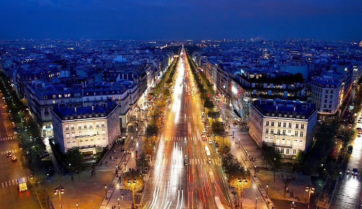 casinos sur les Champs-Elysées
