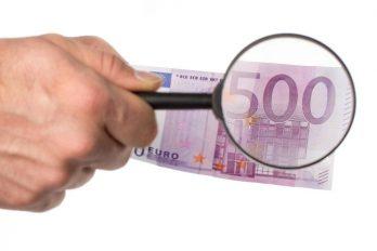 L'affaire des faux billets de 500€ du casino de Monaco