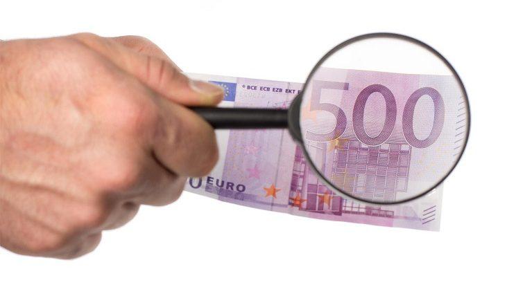 faux billets de 500€ du casino de Monaco