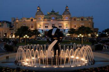 Pari loufoque et gain d'€1 million au Casino à Monaco