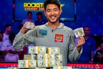 John Cynn est le nouveau champion du monde de poker